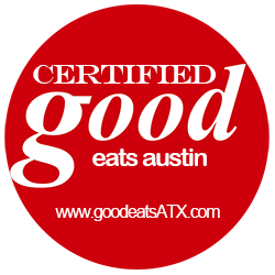 Main Logo Certified Good Eats Austin 250