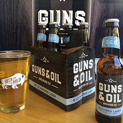 Guns & Oil Brewing Co.