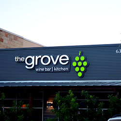 The Grove Wine Bar & Kitchen