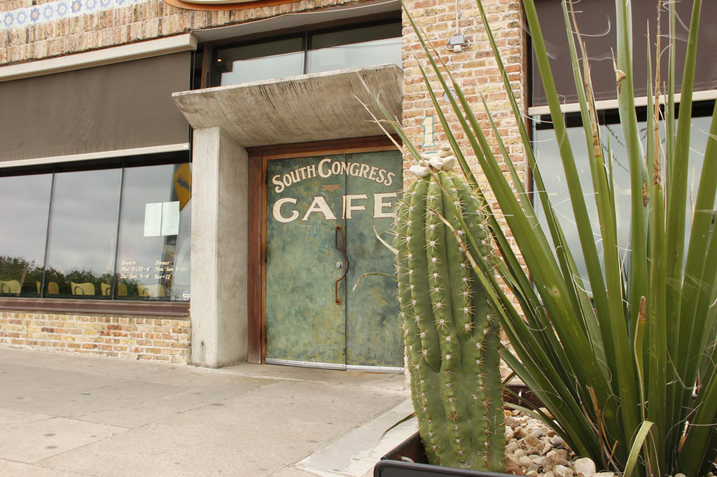 South Congress Cafe Best Restaurants In Austin
