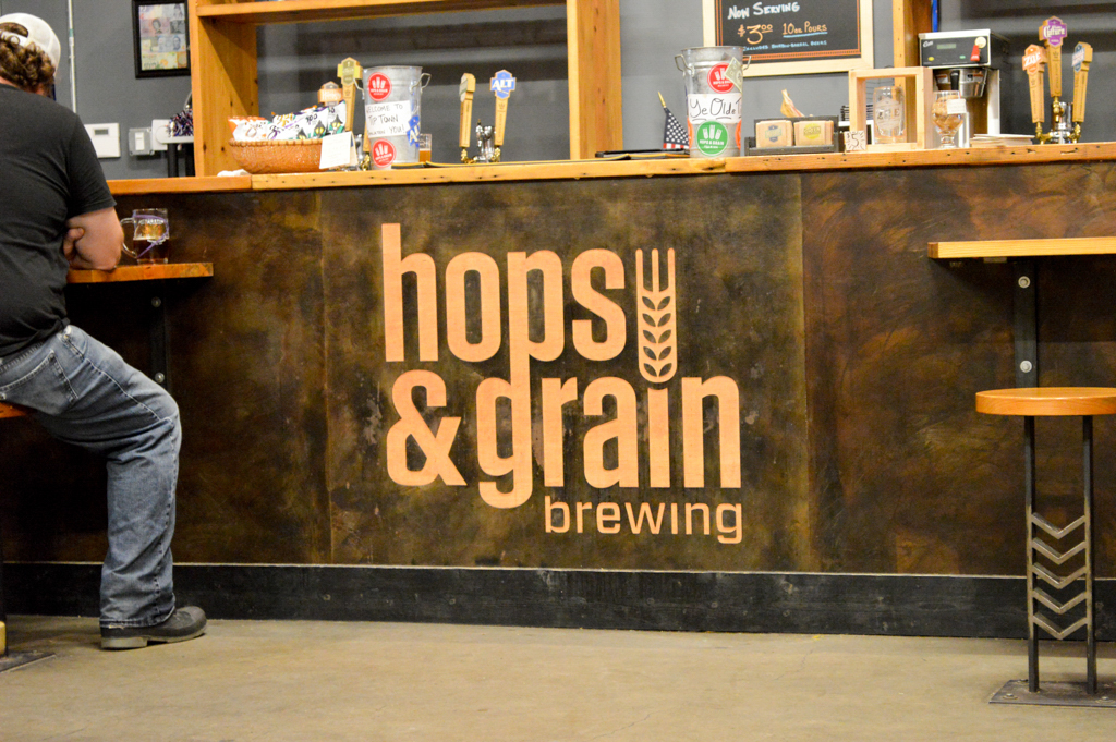 Hops and Grain Brewery Top Texas Craft Beer Good Eats Austin Local Mike Puckett Photography WG-1