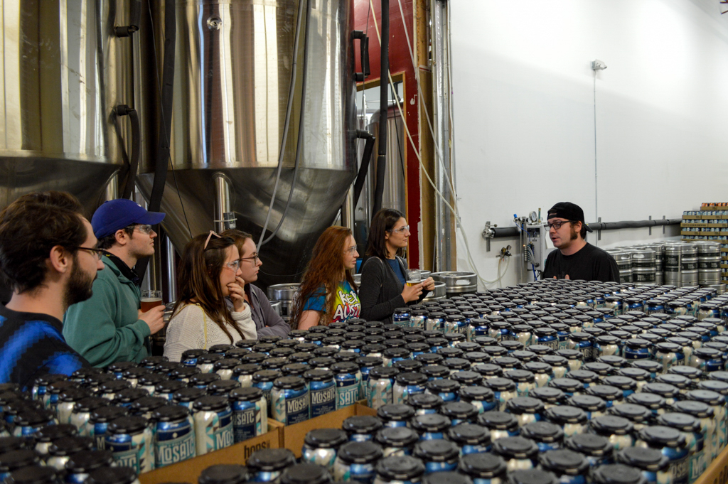 Hops and Grain Brewery Top Texas Craft Beer Good Eats Austin Local Mike Puckett Photography WG-12
