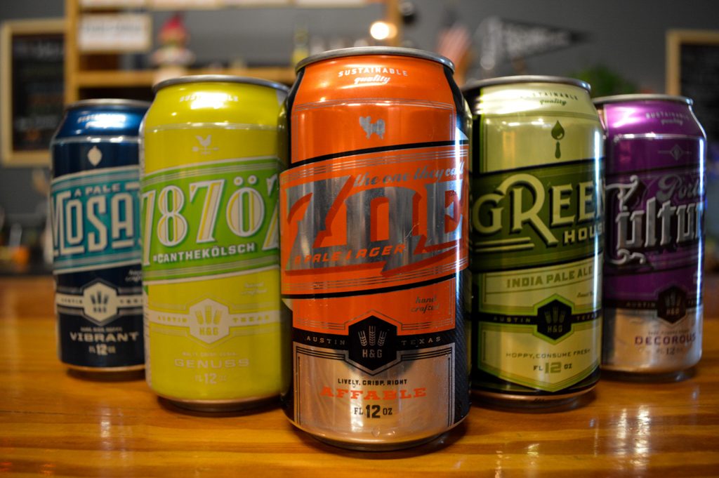 Hops and Grain Brewery Top Texas Craft Beer Good Eats Austin Local Mike Puckett Photography WG-16