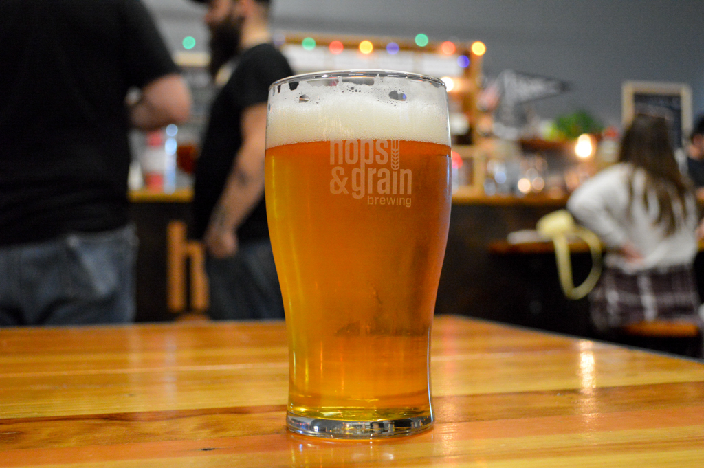 Hops and Grain Brewery Top Texas Craft Beer Good Eats Austin Local Mike Puckett Photography WG-8