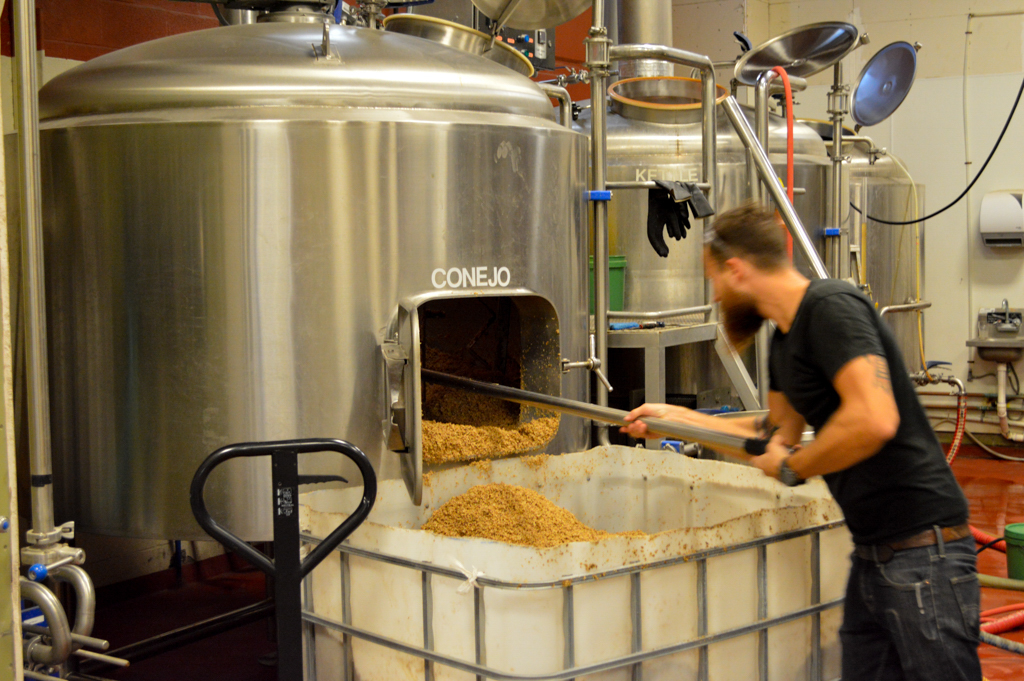 Hops and Grain Brewery Top Texas Craft Beer Good Eats Austin Local Mike Puckett Photography WG-9