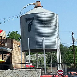 The Silo on Seventh