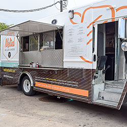 Melted Food Truck