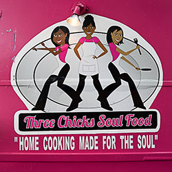 Three Chicks Soul Food